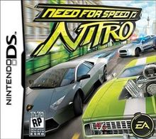 Third Party - Need for speed : nitro Occasion [DS] - 5030931077449