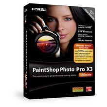 Paint Shop Photo Pro Ultimate X3