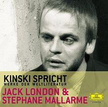 Kinski Spricht Jack London und Stephane Mallarme