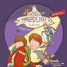 Die Schule der magischen Tiere - Hörspiele 3: Licht aus! Das Hörspiel: 1 CD
