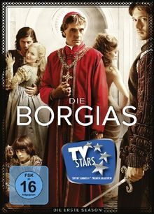 Die Borgias Season 1 [3 DVDs]