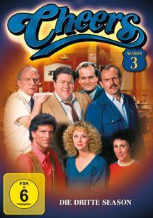 Cheers - Die dritte Season [4 DVDs]