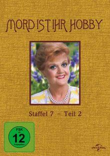Mord ist ihr Hobby - Staffel 7.2 (3 Discs)