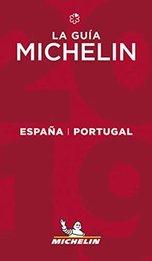Michelin España & Portugal 2019: Hotels & Restaurants: Restaurants & Hotels (MICHELIN Hotelführer)