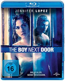 The Boy Next Door (inkl. Digital HD Ultraviolet) [Blu-ray]