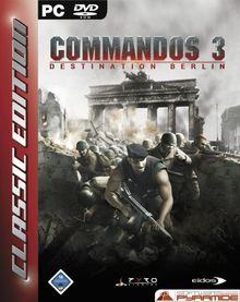Commandos 3: Destination Berlin (Software Pyramide)