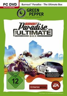 Burnout Paradise - The Ultimate Box [Green Pepper]