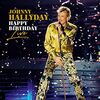 Johnny Hallyday - Happy Birthday Live - Parc De Sceaux [Vinyl LP]