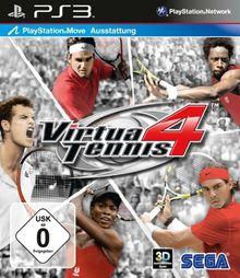 Virtua Tennis 4 (Move Unterstützung)