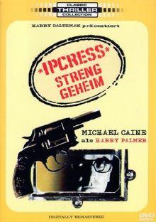 Ipcress - streng geheim
