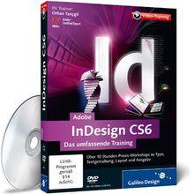 Adobe InDesign CS6 - Das umfassende Training