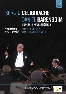 Schumann, Tschaikowsky: Klavierkonzerte