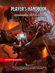 Dungeons & Dragons Player's Handbook - Spielerhandbuch (Dungeons & Dragons / Regelwerke)