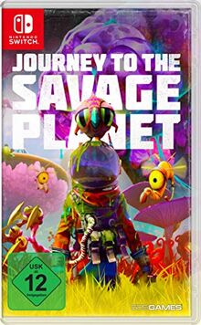 Journey to the Savage Planet - [Nintendo Switch]
