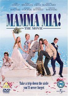 Mamma Mia! (UK-Import mit deutscher Tonspur)