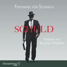 Schuld: Stories (Ungekürzte Lesung): 3 CDs