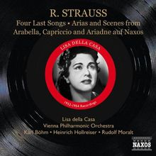 Strauss: Vier Letzte Lieder, Arien - Lisa della Casa