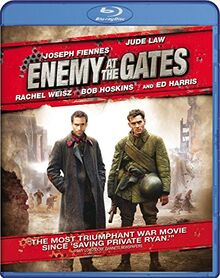 ENEMY AT THE GATES - ENEMY AT THE GATES (1 Blu-ray)