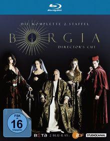 Borgia - Die komplette 2. Staffel (Director's Cut) [2 Blu-rays]