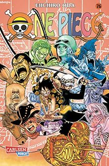 One Piece, Band 76