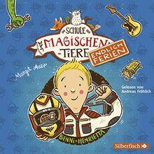 Die Schule der magischen Tiere - Endlich Ferien 5: Benni und Henrietta: 2 CDs