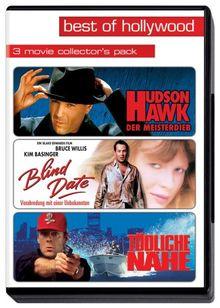 Best of Hollywood - 3 Movie Collector's Pack: Hudson Hawk / Blind Date / Tödliche Nähe [3 DVDs]