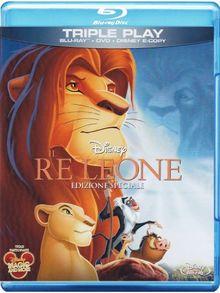 Il Re Leone (edizione speciale triple-play) (+DVD+Disney e-copy) [Blu-ray] [IT Import]