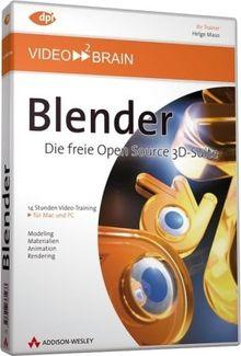 Blender - Die freie Open Source 3D-Suite