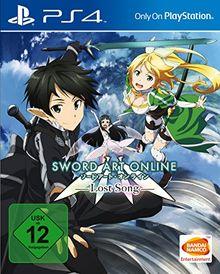 Sword Art Online - Lost Song - [PlayStation 4]