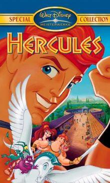 Hercules [VHS]