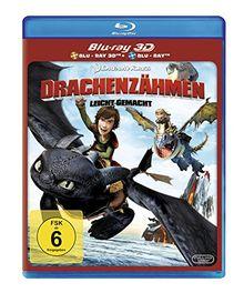Drachenzähmen leicht gemacht (+ Blu-ray 2D) [Blu-ray 3D]