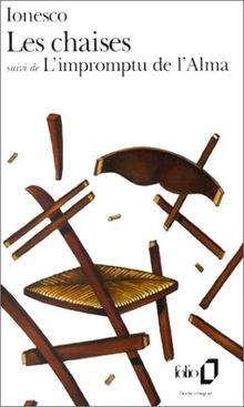 Les Chaises (Folio)
