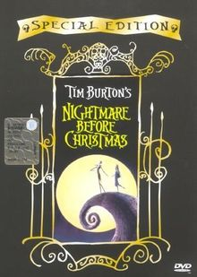 The nightmare before Christmas (special edition) [IT Import]