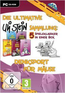 Die ultimative Uli Stein Sammlung: Mäuseakademie (5 Spiele) (PC)
