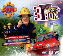Feuerwehrmann Sam - Movie Hörspiel Box (3 CDs)