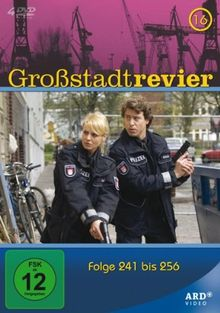 Großstadtrevier - Box 16, Folge 241 bis 256 [4 DVDs]