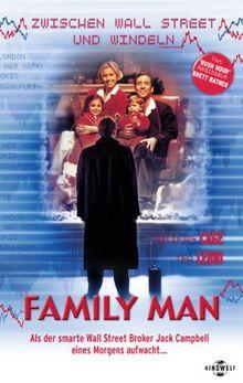 Family Man [VHS]