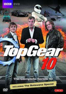 Top Gear - Series 10 [3 DVDs] [UK Import]