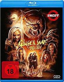 Ginger Snaps 1-3 - Uncut [Blu-ray]