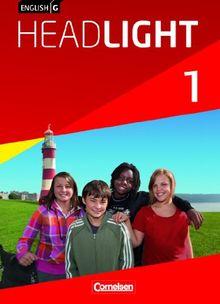 English G Headlight - Allgemeine Ausgabe: Band 1: 5. Schuljahr - Schülerbuch: Festeinband