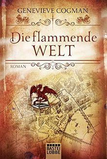Die Bibliothekare: Die flammende Welt: Roman