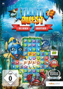 Atlantic Quest 2 - Die neuen Abenteuer - [PC]