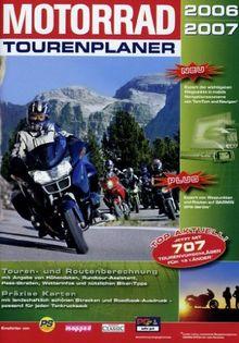 Motorrad Tourenplaner 2006/2007 (DVD-Pack)