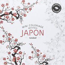 Japon : Mini coloriages antistress