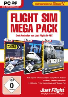 Flight Simulator X - Flight Sim Mega Pack