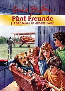 Fünf Freunde - 3 Abenteuer in einem Band: Sammelband 7 (Doppel- und Sammelbände, Band 7)