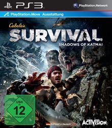 Cabela's Survival: Shadows of Katmai (Move kompatibel)