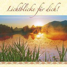 Lichtblicke für dich!: Geschenkbuch