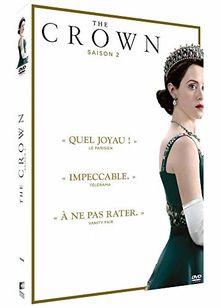 Coffret the crown, saison 2