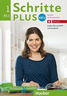 Schritte plus neu 1 - Schweiz / Schritte plus Neu 1 - Schweiz: Deutsch als Zweitsprache / Medienpaket